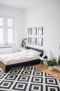 Foto pareti camera da letto senza muffa